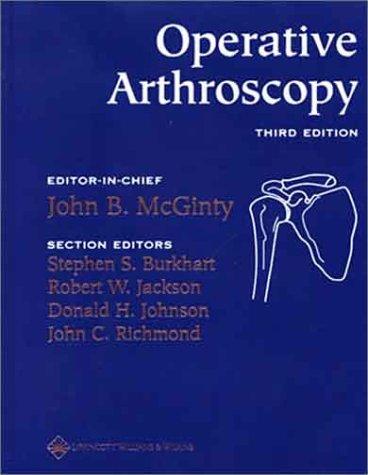 Operative Arthroscopy 9780781732659