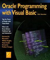 Oracle Programming with Visual Basic