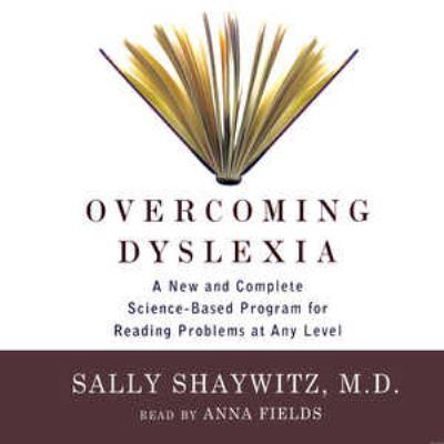 Overcoming Dyslexia 9780786187218