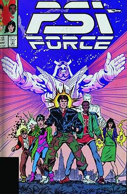 PSI-Force Classic, Volume 1 9780785130840