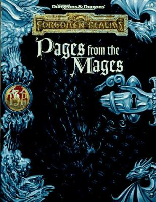 Pages from the Mages: Forgotten Realms Accessory