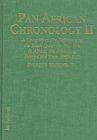 Pan-African Chronology: A Comprehensive Reference to the Black Quest for Freedom in Africa, the Americas, Europe and Asia, 1865-1915 9780786403851