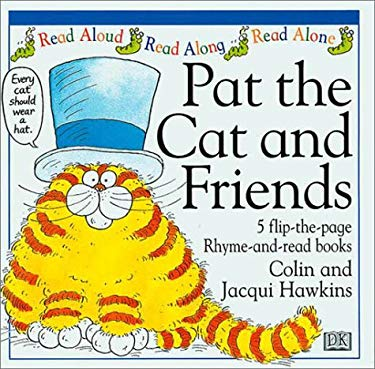 Pat the Cat and Friends 9780789402332