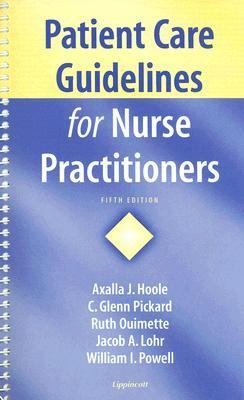 Patient Care Guidelines for Nurse Practitioners 9780781717328