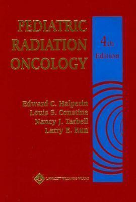 Pediatric Radiation Oncology 9780781742528