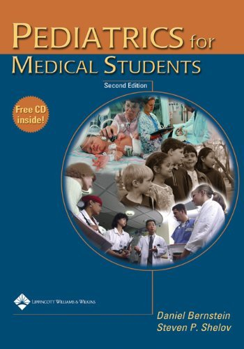 Pediatrics for Medical Students [With CDROM] 9780781729413