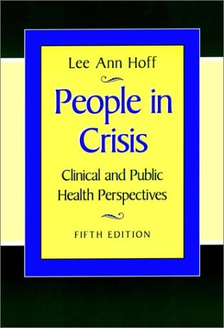 People in Crisis: Clinical and Public Health Perspectives 9780787954215