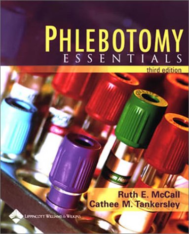 Phlebotomy Essentials 9780781734523