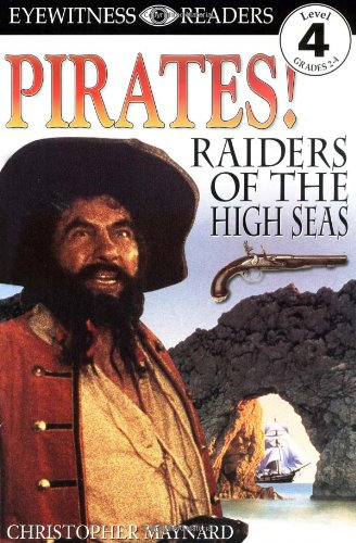 DK Readers: Pirates: Raiders of the High Seas 9780789434432