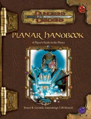 Planar Handbook: Dungeons & Dragons Rulebook 9780786934294