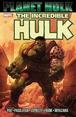 Planet Hulk 9780785120124
