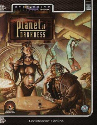 Planet of Darkness 9780786913282