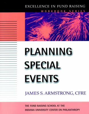Planning Special Events 9780787952488
