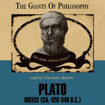 Plato: Greece (CA. 428-348 B.C.) 9780786169412