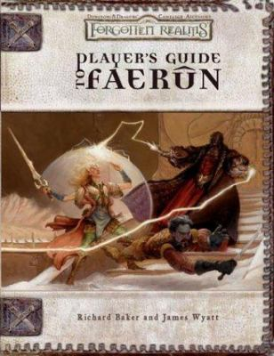 Player's Guide to Faerun 9780786931347