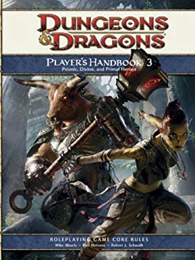 Player's Handbook 3: A 4th Edition D&d Core Rulebook 9780786953905