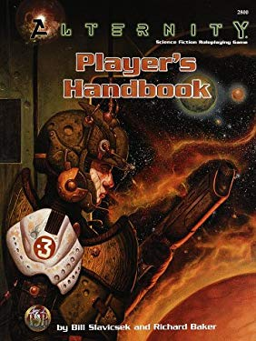 Player's Handbook: Rules for Modern to Far-Future Roleplaying Games