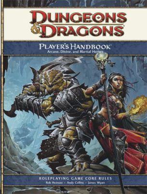 Player's Handbook 9780786948673