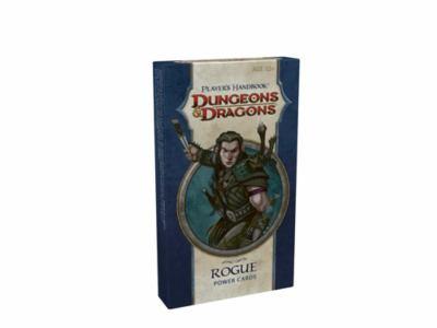 Player's Handbook: Rogue Power Cards