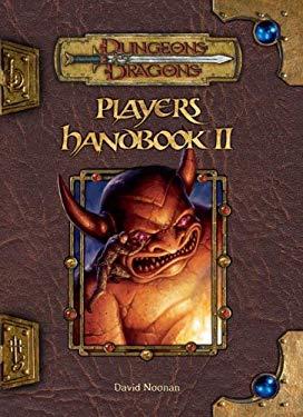 Player's Handbook II: 9780786939183