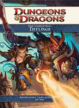 Player's Handbook Races: Tieflings 9780786954896