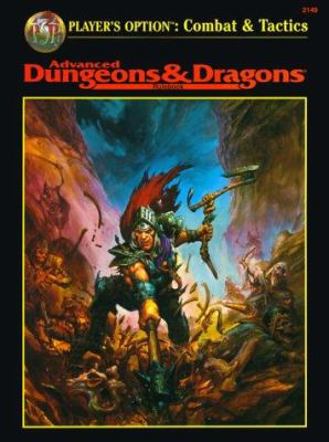 Player's Option: Advanced Dungeons and Dragons Accessory 9780786900961