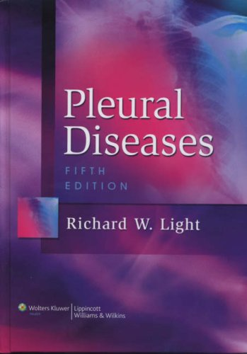 Pleural Diseases 9780781769570