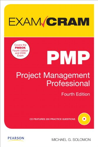 PMP: Project Management Professional [With CDROM] 9780789742230