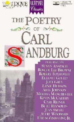 Poetry of Carl Sandburg 9780787105860