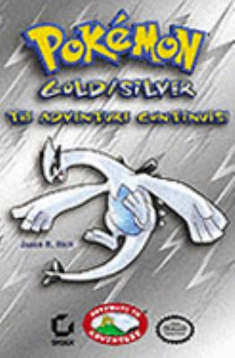 Pokemon Silver Pathways to Adventure 9780782129014
