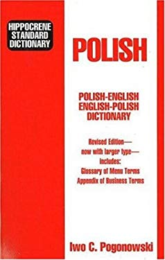 Polish/English-English/Polish Standard Dictionary with Business Terms 9780781802826