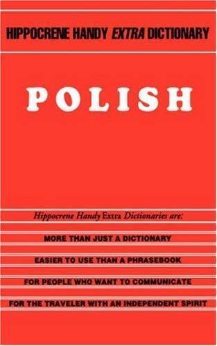 Polish Handy Extra Dictionary 9780781805049
