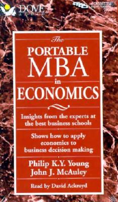 Portable MBA in Economics 9780787117573