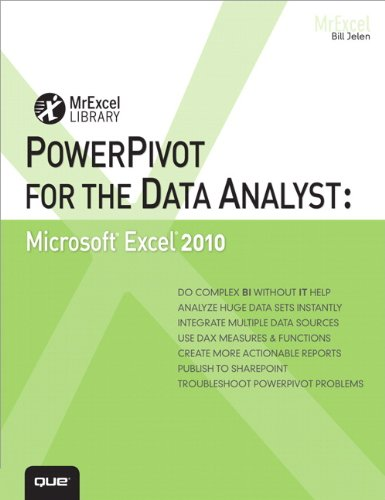 PowerPivot for the Data Analyst: Microsoft Excel 2010 9780789743152