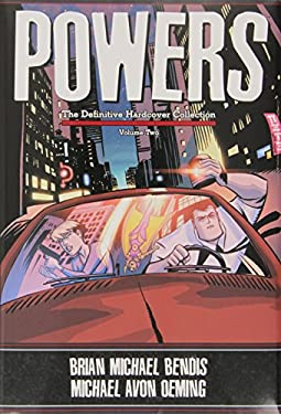 Powers: The Definitive Hardcover Collection, Volume Two 9780785124405