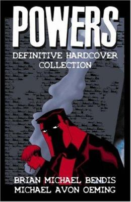 Powers: The Definitive Hardcover Collection 9780785118053