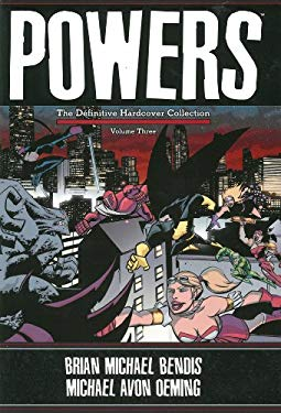 Powers: The Definitive Hardcover Collection, Volume 3 9780785133094