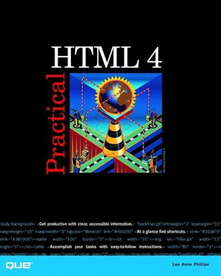 Practical HTML 4 9780789721488