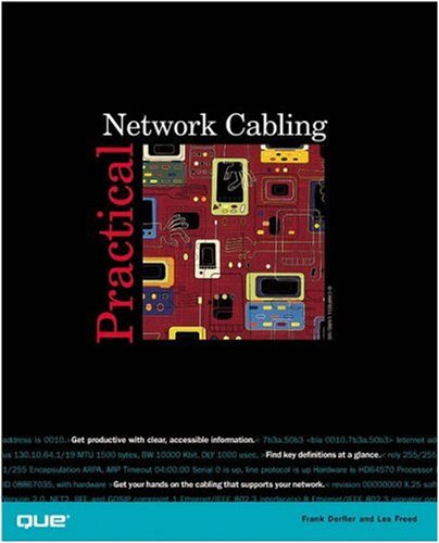 Practical Network Cabling 9780789722478