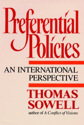Preferential Policies 9780786101931
