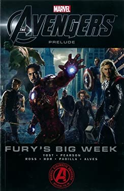 The Avengers Prelude: Fury's Big Week 9780785163411