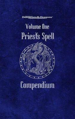 Priest Spell Compendium I 9780786913596
