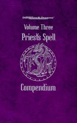 Priest's Spell Copendium 9780786916115