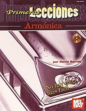 Primeras Lecciones Armonica [With CD (Audio)]