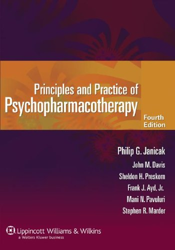 Principles and Practice of Psychopharmacology: 9780781760577