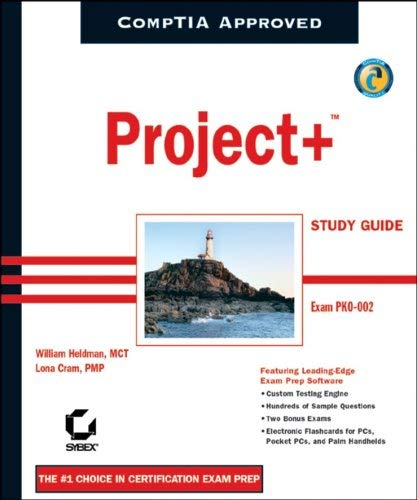 Project+ Study Guide: Exam PK0-002 [With CDROM] 9780782144086