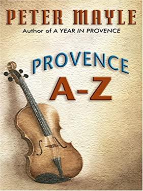 Provence A-Z 9780786294039