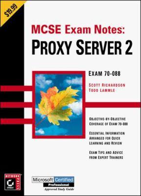Proxy Server 2: Exam 70-088 9780782123043