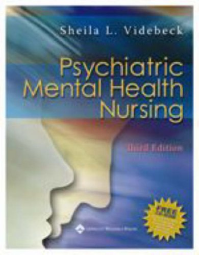 Psychiatric Mental Health Nursing [With CDROM] 9780781760331