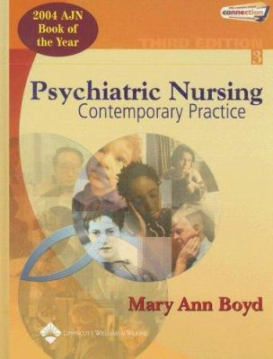 Psychiatric Nursing: Contemporary Practice [With CDROM] 9780781749169
